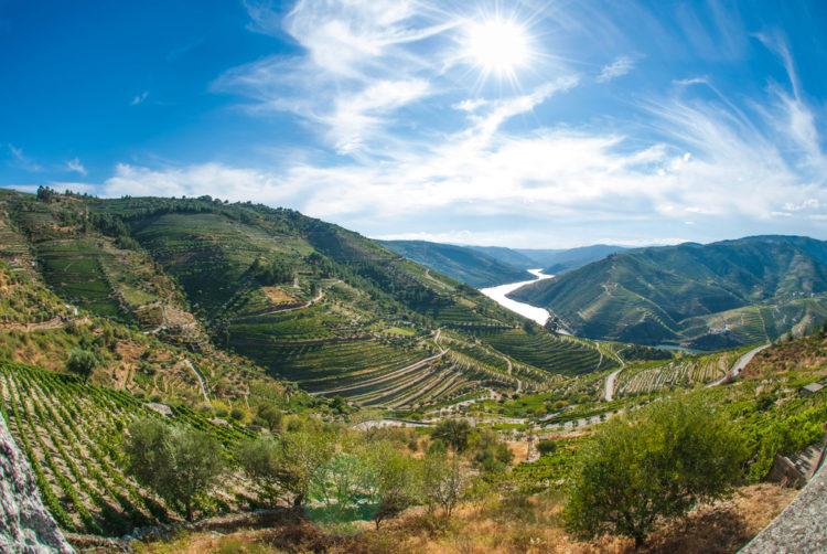 Алту-Дору - достопримечательности Португалии