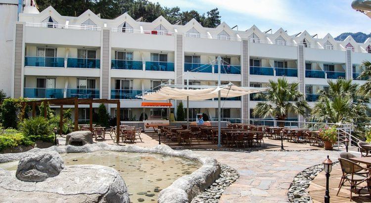 4-звездочный отель в Турции
