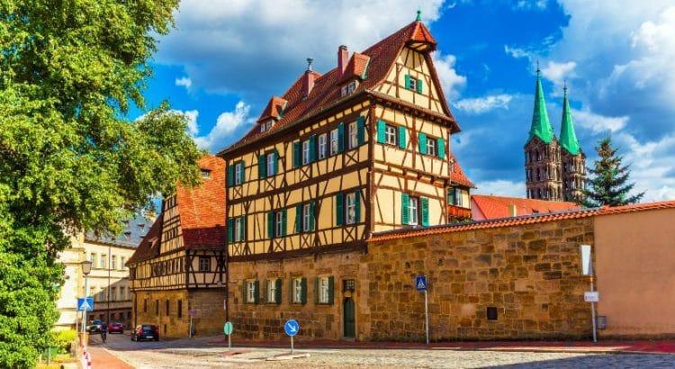 Прогулка по окрестностям Бамберга
