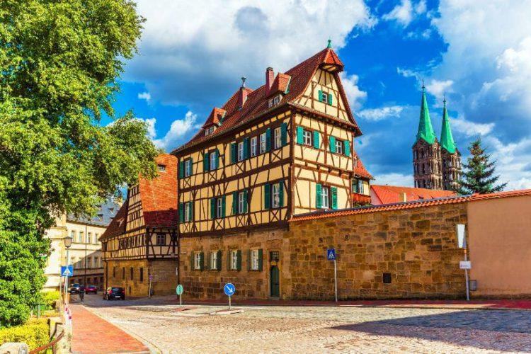 Бамберг Германия вс о городе достопримечательности фото