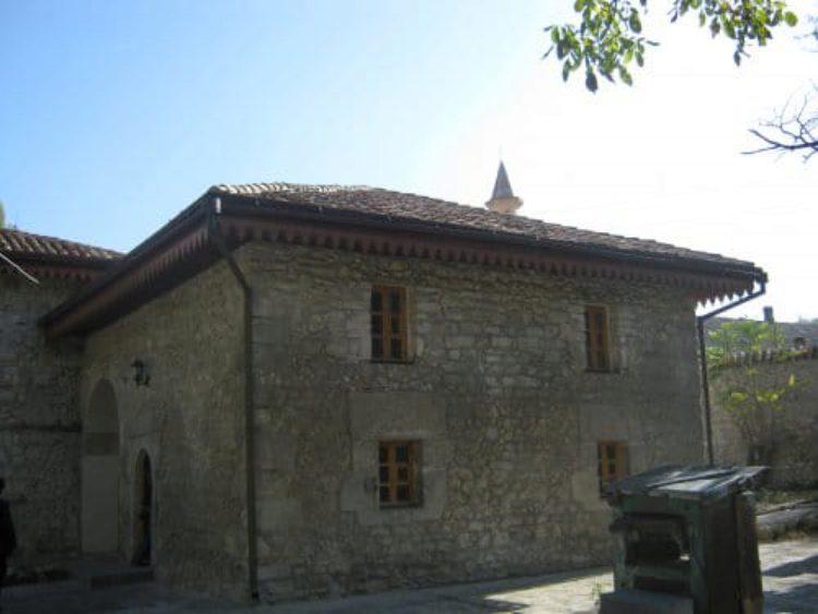 Баня Сары-Гюзель в Ханском дворце в Бахчисарае