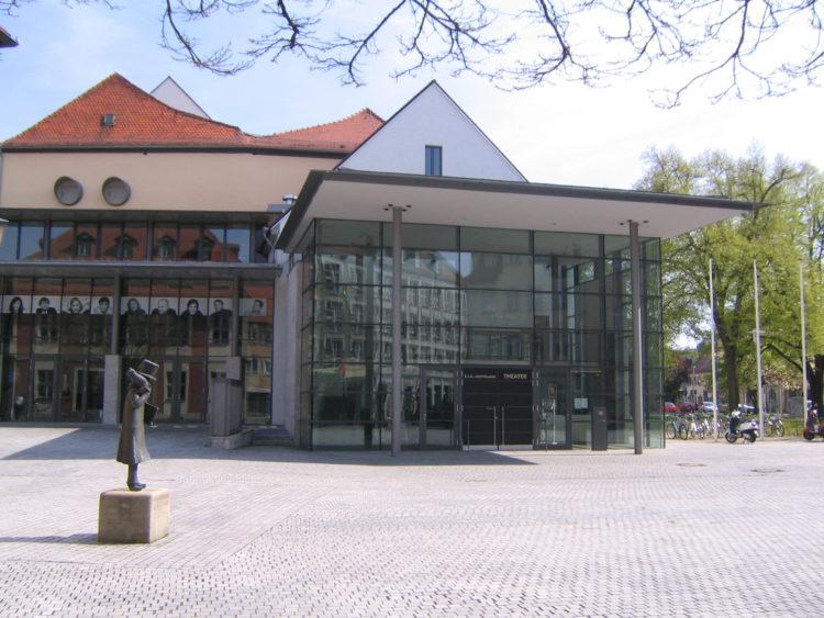 Театр им. Гофмана в Бамберге