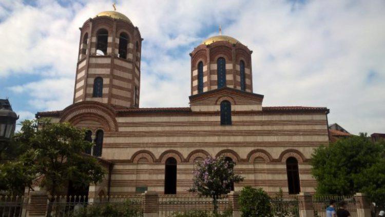 что посмотреть в Батуми - Церковь Святого Николая в Батуми