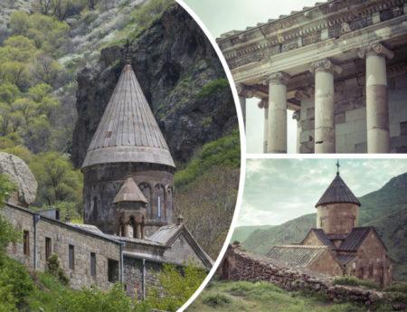Достопримечательности Армении, их фото и описание