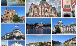 Достопримечательности Сербии, их фото и описание
