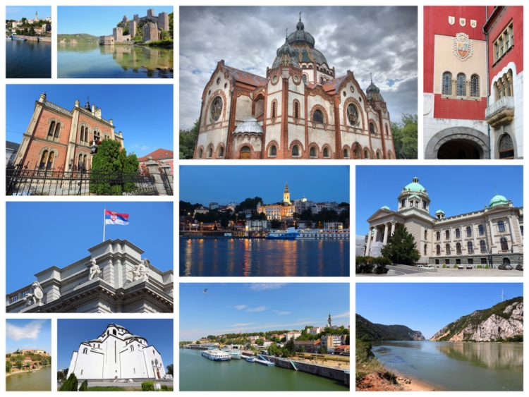 Достопримечательности Сербии: интересные места и необычные памятники