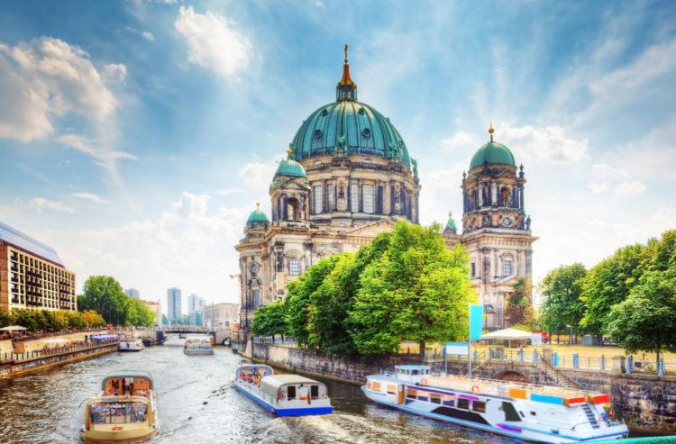 Ульм Германия  обзор города и 6 достопримечательностей