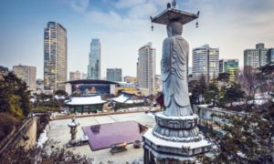 Достопримечательности Южной Кореи, их фото и описание