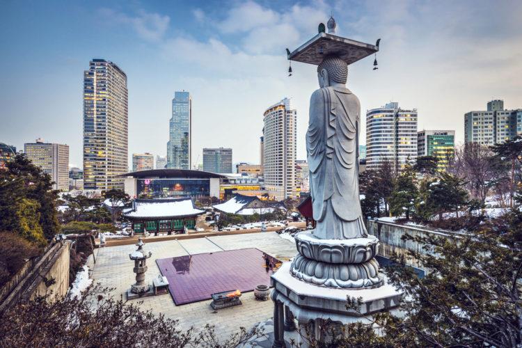 Южная Корея от А до Я: отдых в Южной Корее, карты, визы, туры, курорты, отели и отзывы