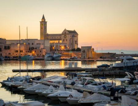 Достопримечательности города Бари в Италии
