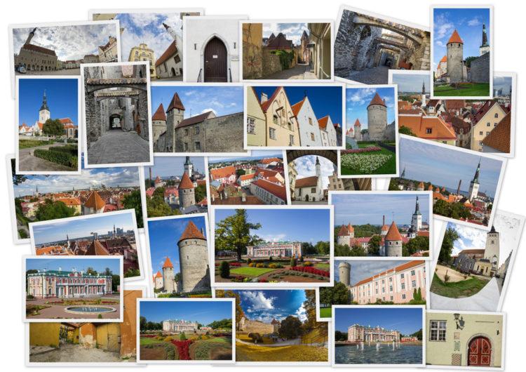 Каково происхождение  Эстонии?