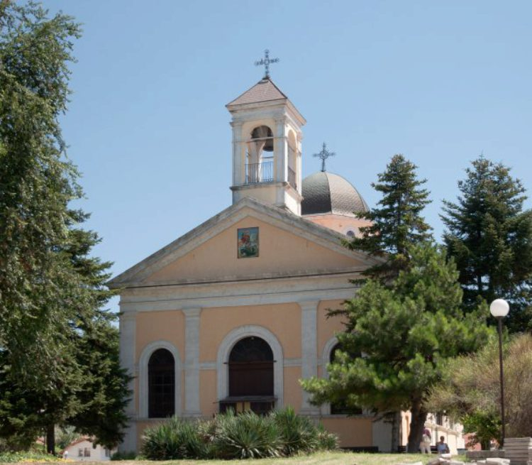 Церковь Святого Георгия Победоносца а Балчике