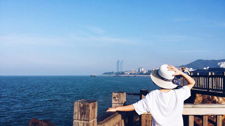 Отдых в Китае летом на море
