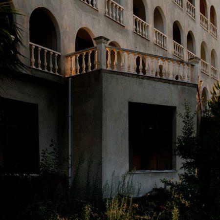Заброшенные отели Турции на различных курортах