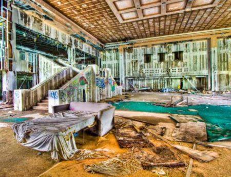 Заброшенные отели Турции фото, описание, история (Обновлено)