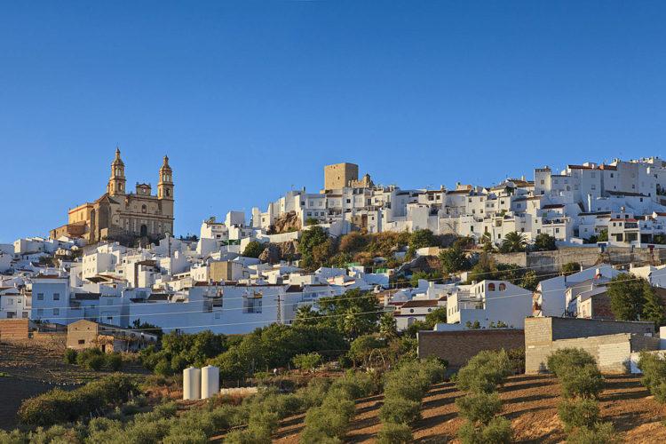 Город Олвера - достопримечательности Андалусии, Испания