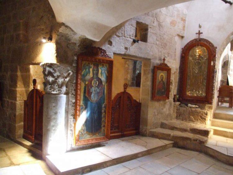 Монастырь в Айя-Напе на Кипре