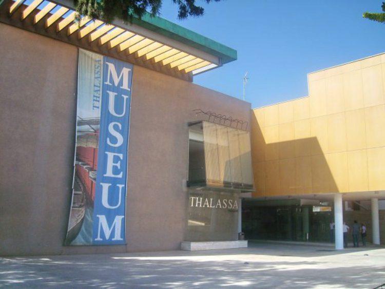 """Музей моря """"Таласса"""" в Айя-Напе на Кипре"""