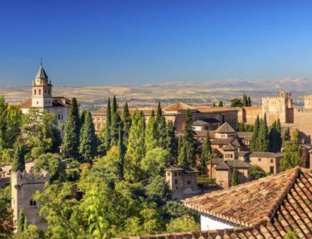 Достопримечательности Андалусии