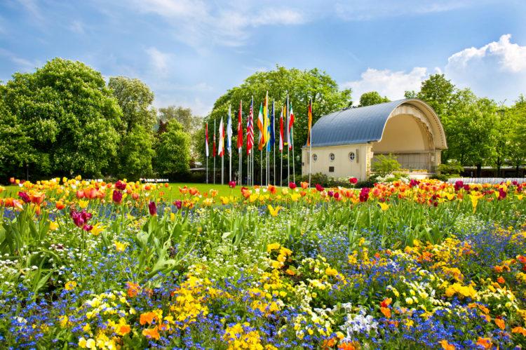 25 главных достопримечательностей Баден-Бадена - фото и описание карта