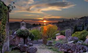 Достопримечательности города Бар в Черногории