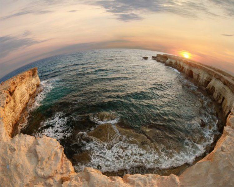 """Национальный парк """"Греческий мыс"""" на Кипре"""