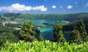 Достопримечательности Азорских островов