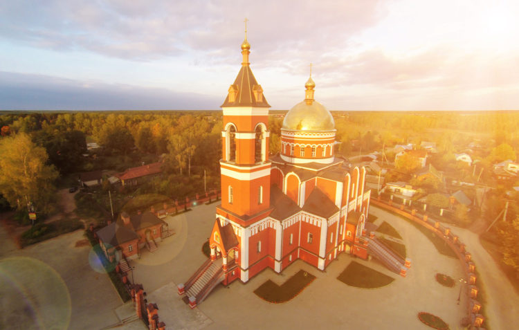 Достопримечательности Александрова Владимирской области Описание города