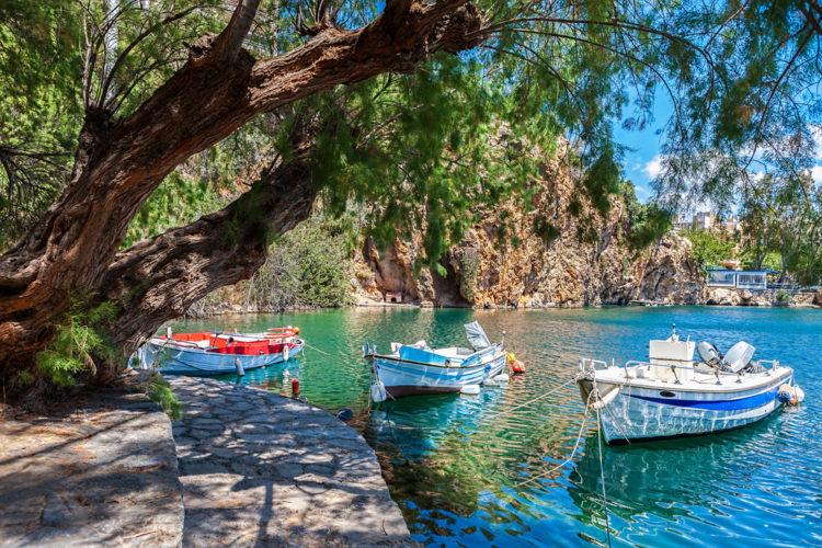 достопримечательности Айос-Николаоса на Крите