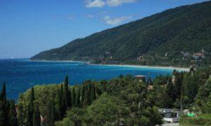 Абхазия, куда поехать с детьми, рекомендации курортов