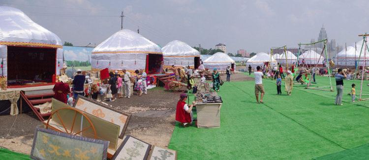Дни Астаны - это ежегодный фестиваль в Казахстане
