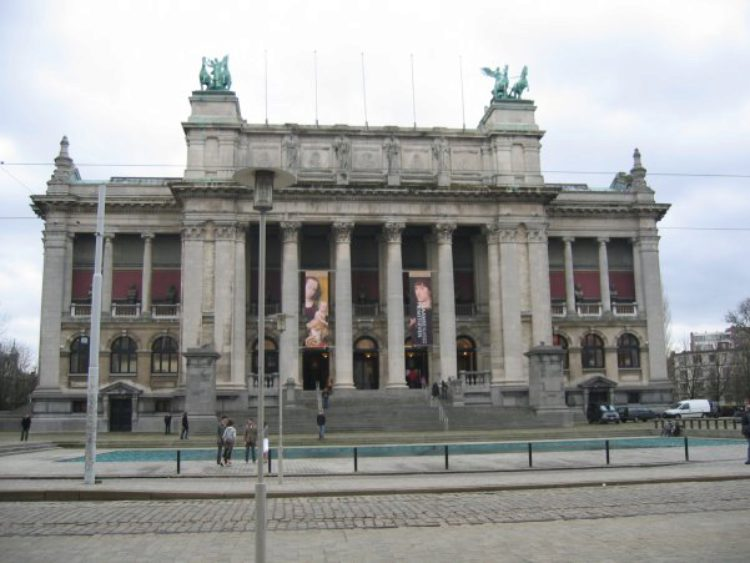 Королевский музей изящных искусств Антверпен в Бразилии