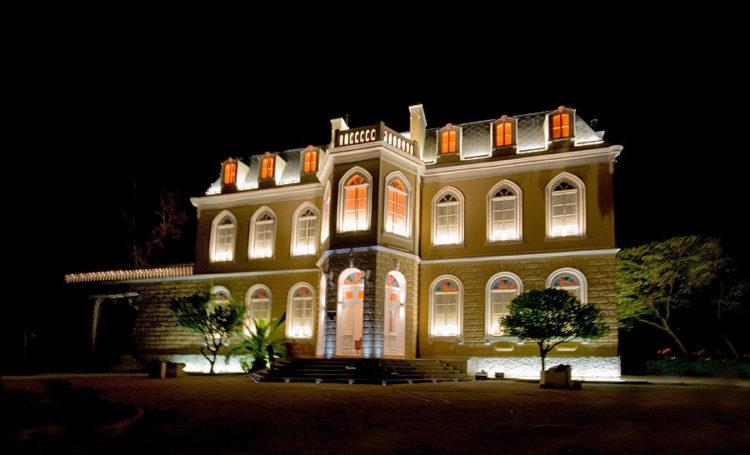 Дворец черногорского правителя короля Николы I в Баре, Черногория