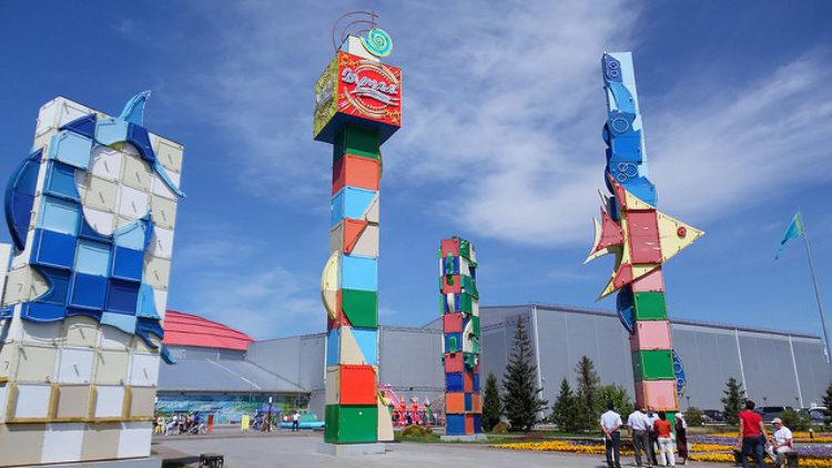 Думан - торгово-развлекательный комплекс