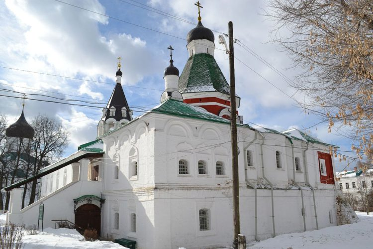 Церковь Покрова Пресвятой Богородицы в Александрове Владимирской области России