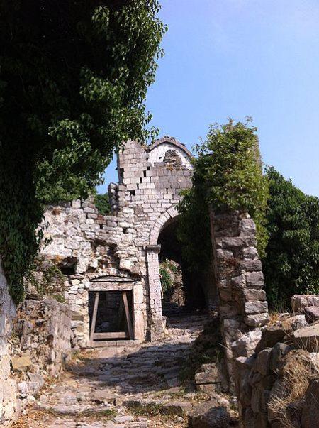 Церковь Святой Екатерины в Старом Баре, Черногория