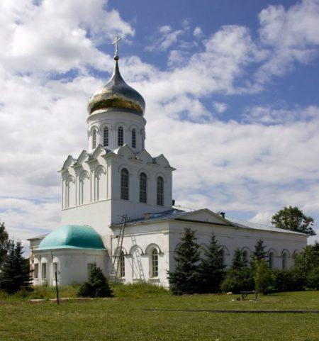 Собор Рождества Христова в Александрове, Владимирской области, России