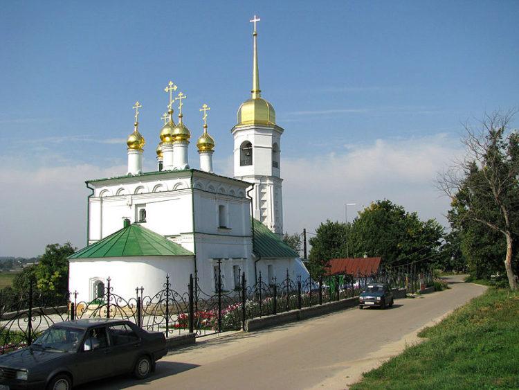 Церковь Иоанна Богослова, Арзамас, Нижегородская область, Россия