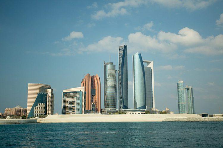Абу Даби - столица ОАЭ