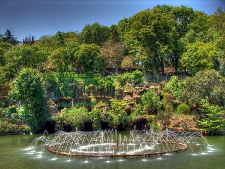 Парк Эмирган в Стамбуле - достопримечательности Стамбула, Турция