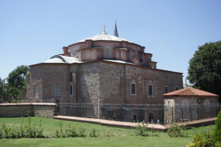 Церковь Святых Сергия и Вакха в Стамбуле - достопримечательности Стамбула, Турция