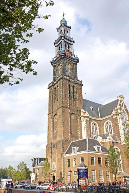 Церковь Вестеркерк - Что посмотреть в Амстердаме
