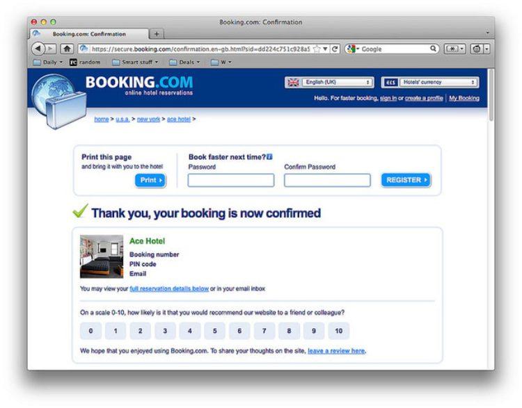 Сайт бронирования отелей booking: принципы работы и особенности