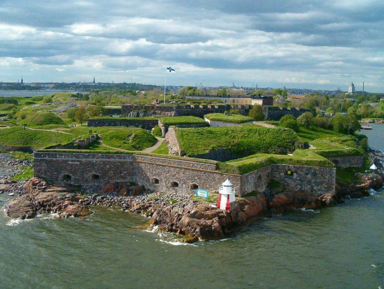 Крепость Суоменлинна (Suomenlinna) в Хельсинки - достопримечательности Хельсинки, Финляндия