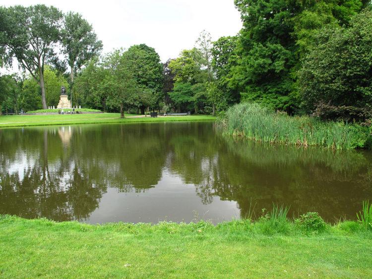 Вондельпарк ( Vondelpark) в Амстердаме - достопримечательности Амстердама, Нидерланды