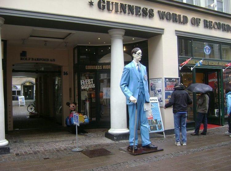 Музей мировых рекордов Гиннеса в Дании