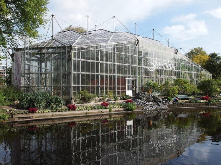 Амстердамский ботанический сад (Hortus Botanicus) - достопримечательности Амстердама, Голландия