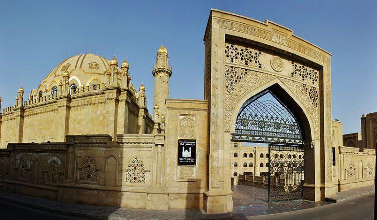 Мечеть Тезепир - Достопримечательности Баку