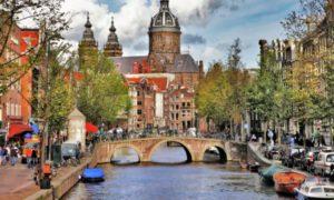 Достопримечательности Амстердама, их фото и описание
