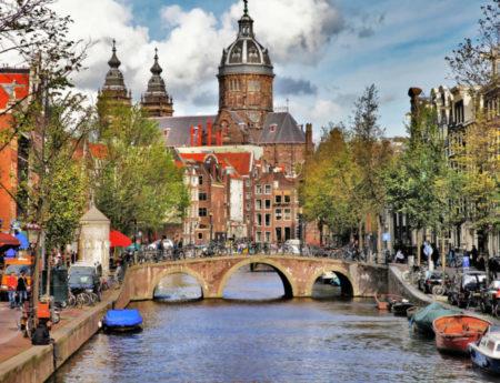 Достопримечательности Амстердама: Топ-35 (МНОГО ФОТО)